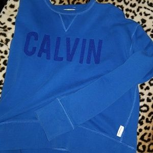 Klein jeans thick sweater